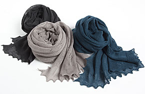 Cashmere And Wool Super Soft Diamond scarf