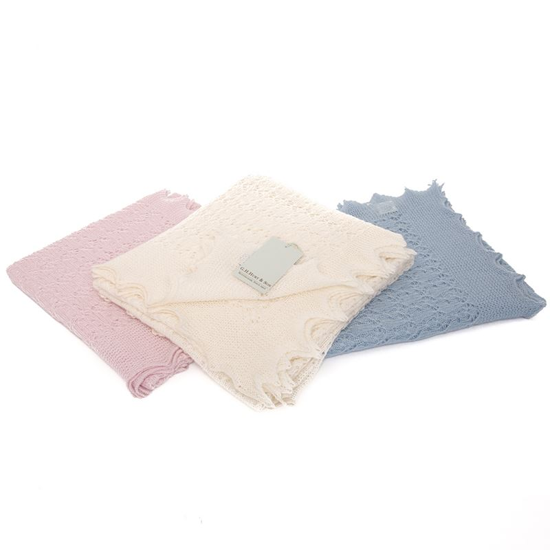 cosy cashmere baby shawl colour collection