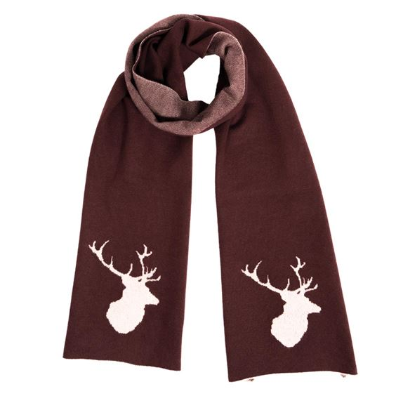 Men's Port Stag Scarf