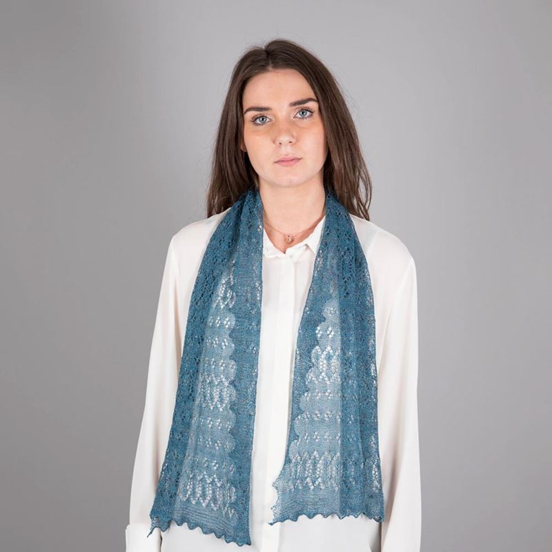 Womens Mistral Neck Scarf