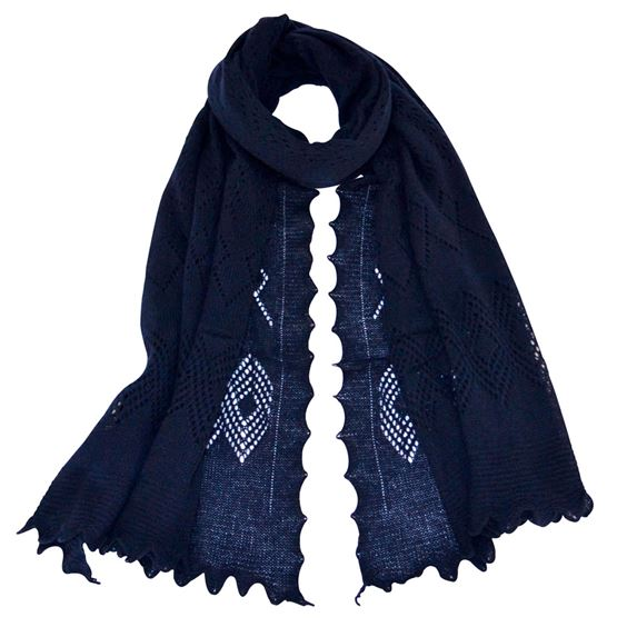 Cashmere Lacy Scarf