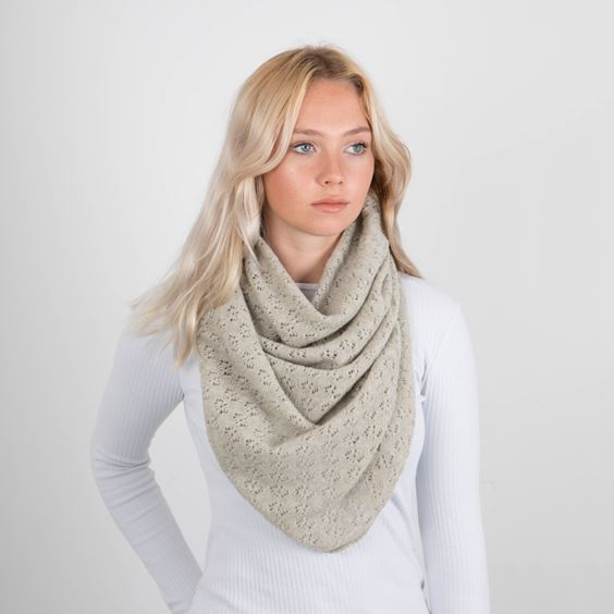 Luxuriously Soft Lambswool snood