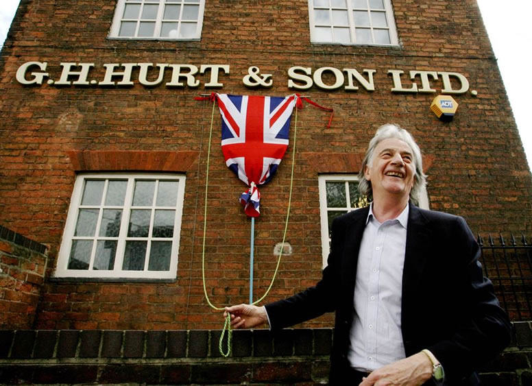 Paul Smith at GH Hurt and Son